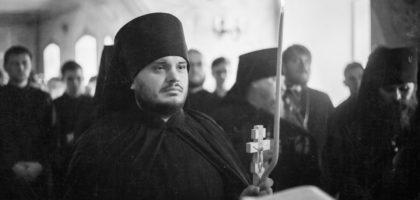 Проректор по воспитательной работе КазДС Сергей Забавнов принял монашеский постриг