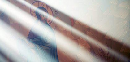 «Невозможно быть на пятьдесят процентов с Богом»