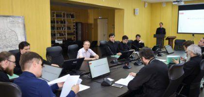 В Казанской семинарии прошла защита выпускных квалификационных работ учащихся бакалавриата пастырско-богословского отделения