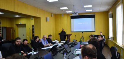 В Казанской православной духовной семинарии состоялась защита магистерских диссертаций