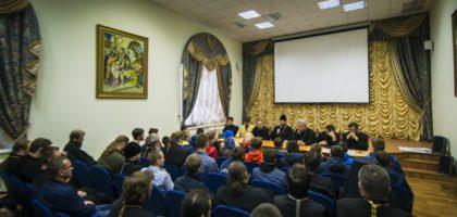 Казанская православная духовная семинария провела День открытых дверей