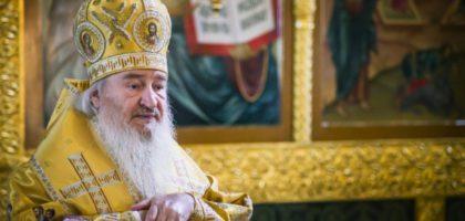 Слово митрополита Феофана на выпускном акте Казанской православной духовной семинарии