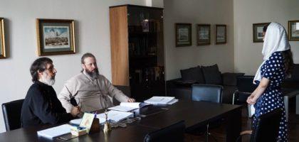 Абитуриенты духовной семинарии узнали результаты вступительных экзаменов