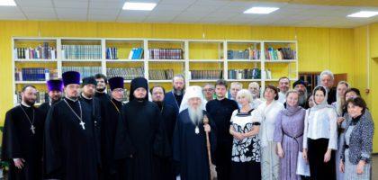 Состоялся Ученый совет Казанской православной духовной семинарии
