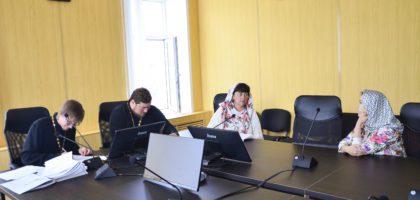 В Казанской семинарии прошли вступительные экзамены на отделение дополнительного образования