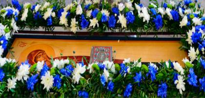 В Казанской православной духовной  семинарии отметили  праздник Успения Пресвятой Богородицы