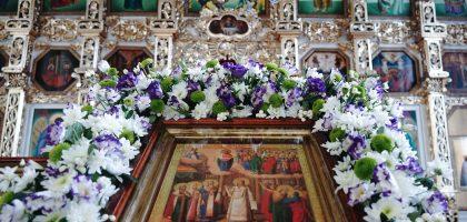 В КАЗАНСКОЙ ДУХОВНОЙ СЕМИНАРИИ ВСТРЕТИЛИ ПРАЗДНИК ПОКРОВА ПРЕСВЯТОЙ БОГОРОДИЦЫ