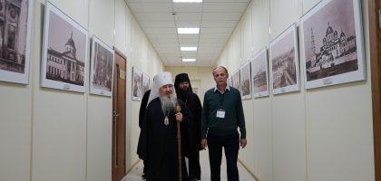 В КАЗАНСКОЙ ДУХОВНОЙ СЕМИНАРИИ ОТКРЫЛАСЬ ФОТОВЫСТАВКА