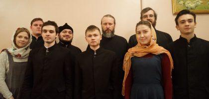 В КАЗАНСКОЙ СЕМИНАРИИ СОСТОЯЛАСЬ СОБРАНИЕ ИНФОРМАЦИОННОГО ОТДЕЛА