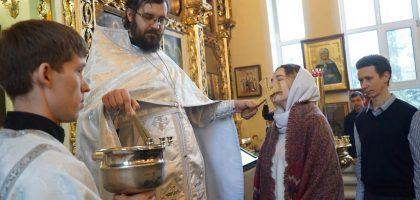 В КАЗАНСКОЙ ДУХОВНОЙ СЕМИНАРИИ СОСТОЯЛОСЬ ПРАЗДНОВАНИЕ КРЕЩЕНИЯ ГОСПОДНЯ
