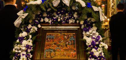 «ХРИСТОС РАЖДАЕТСЯ, СЛАВИТЕ…»: В КАЗАНСКОЙ СЕМИНАРИИ ВСТРЕТИЛИ РОЖДЕСТВО ХРИСТОВО