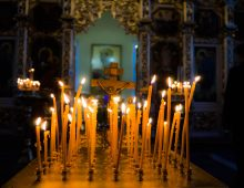 В Казанской православной духовной семинарии состоялись заупокойные богослужения