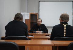 В Казанской духовной семинарии продолжили работу курсы повышения квалификации духовенства