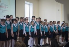 II Республиканский фестиваль детско-юношеского хорового творчества «Кириллица» состоялся в семинарии