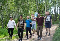 Заговенье на Петров пост — студенты семинарии выехали на природу