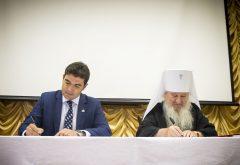 Подписано соглашение о сотрудничестве между Казанской семинарией и Болгарской исламской академией