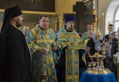 Молитвенные торжества в праздник обретения Казанской иконы Божьей Матери