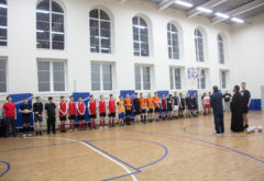 В Казанской семинарии состоялось открытие ежегодного футбольного турнира