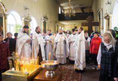 В храме при Казанской духовной семинарии состоялись заупокойные богослужения
