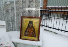 Проректор и студенты семинарии почтили память священномученика Иоасафа Чистопольского на Архангельском кладбище