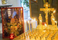 В день памяти Святейшего Патриарха Алексия Второго в Казанской семинарии помолились о его упокоении