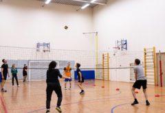 Для учащихся, оставшихся в семинарии на самоизоляции, проводятся регулярные спортивные мероприятия