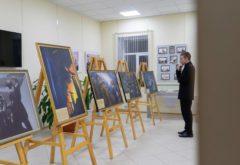 В семинарии проходит выставка картин, посвящённая Великой Отечественной войне