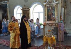 В Казанской духовной семинарии встретили праздник Рождества Иоанна Предтечи