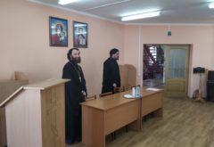 Состоялся междисциплинарный экзамен на региональных курсах повышения квалификации священнослужителей