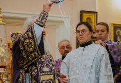 Студент духовной школы рукоположен в сан диакона