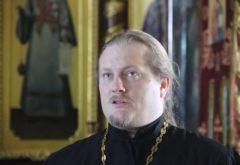 Отошёл ко Господу выпускник семинарии протоиерей Сергий Демакин