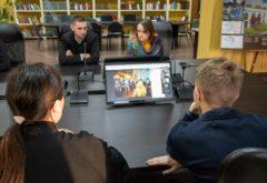 «Вера от слышания»: преподаватели и студенты семинарии приняли участие в вебинаре Санкт-Петербургской духовной академии