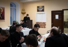 В Казанской семинарии состоялась лекция, посвящённая правилам профилактики коронавирусной инфекции