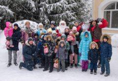 В воскресной школе при семинарии состоялся рождественский утренник