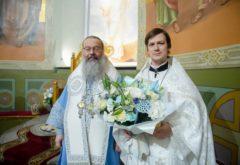 Выпускник семинарии рукоположен в сан священника