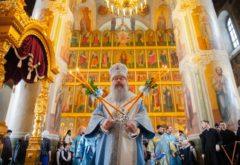 Преподаватели и студенты семинарии приняли участие в престольных торжествах в Благовещенском соборе Казанского кремля