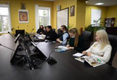 Члены администрации семинарии приняли участие в конференции «Теология традиционных религий в научно-образовательном пространстве современной России»
