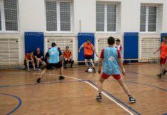 В духовной школе состоялось открытие ежегодного футбольного турнира