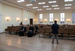 В Казанской духовной семинарии состоялась лекция, посвященная профилактике религиозного экстремизма